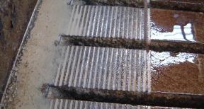 Opruwtechniek opruwen betonvloeren en betonroosters 01