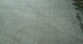 Opruwtechniek opruwen betonvloeren en betonroosters 04
