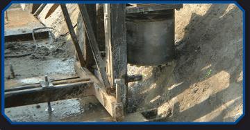 Bewerken - Boren - Diepteboringen